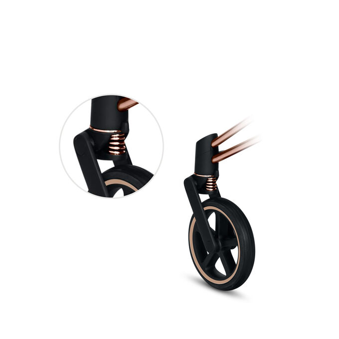 Cybex Platinum Priam All-Wheel Suspension Image