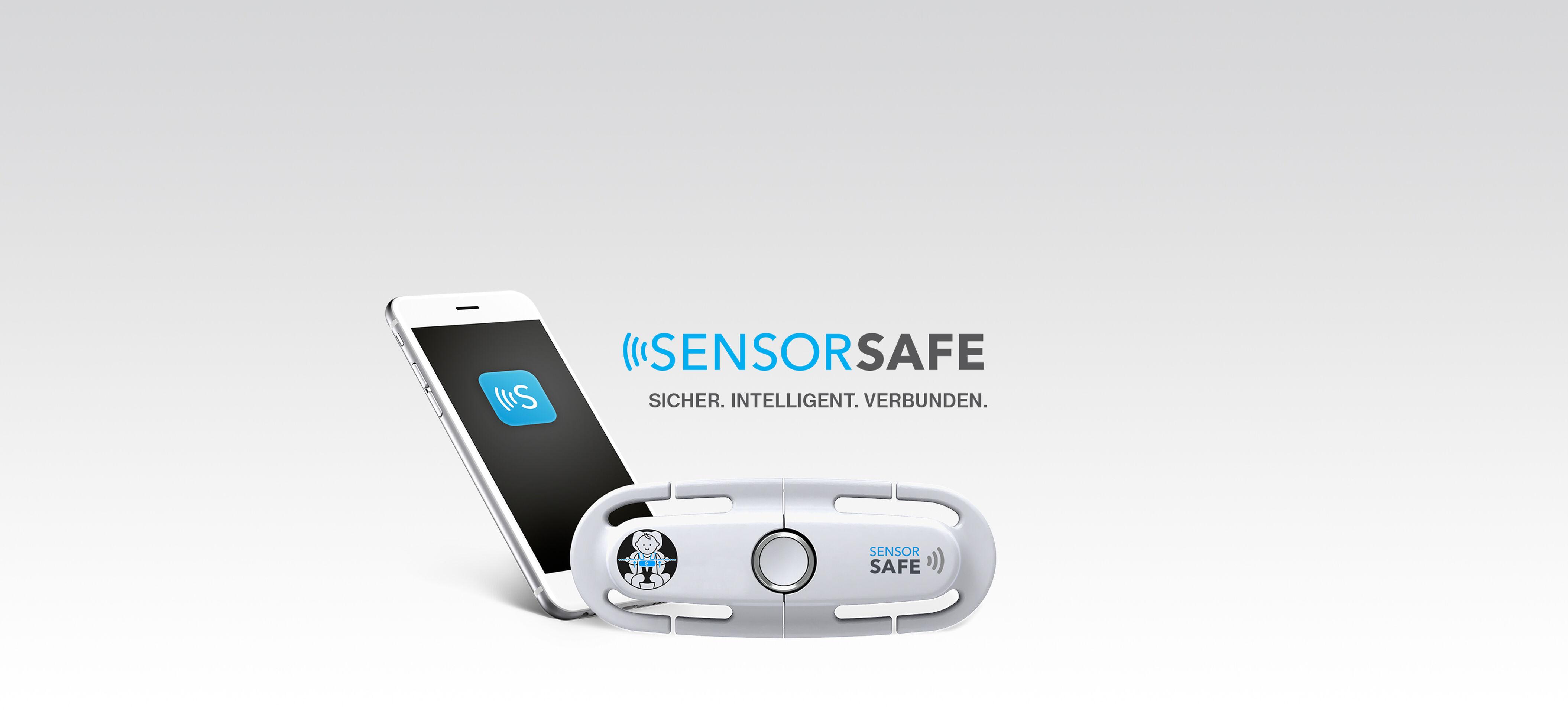 CYBEX SensorSafe Banner