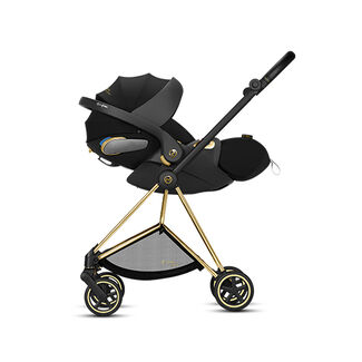 Cybex by Jeremy Scott Wings Kollektion Mios Rahmen mit Cloud Z i-Size Bild