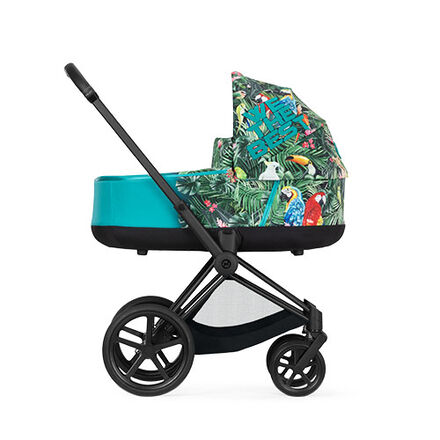 Cybex Platinum DJ Khaled Collaboration Priam Frame Lux Carry Cot Stroller Product Image