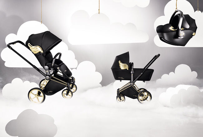 Cybex Platinum by Jeremy Scott Wings Kollektion Bild