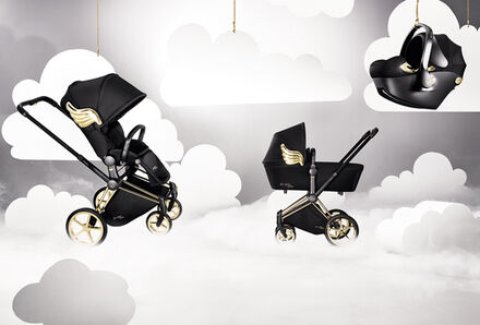 Cybex Platinum by Jeremy Scott Wings Collection Image