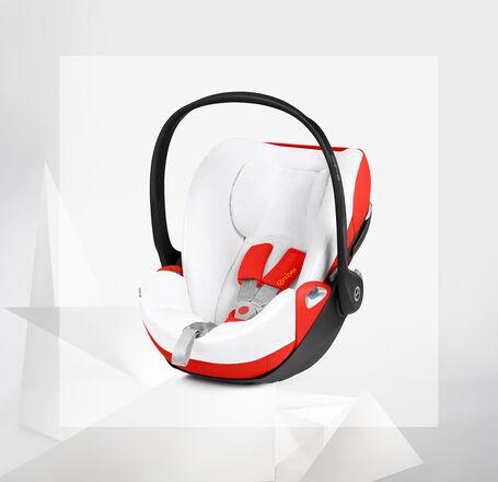 Cybex Platinum Cloud Z i-Size Car Seat Summer Cover Image