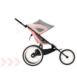 Cybex Gold Sport Avi Stroller Silver Pink Carousel Product Image