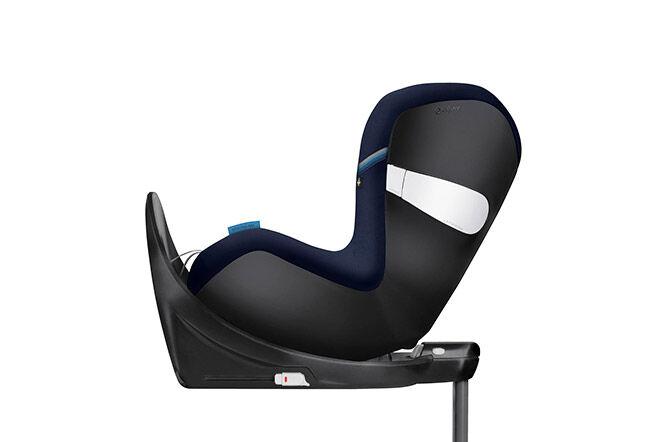 Rear-facing car seat