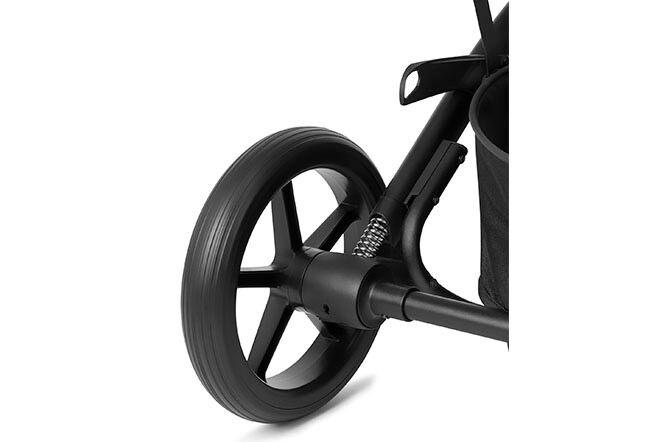 Soft all-wheel suspension