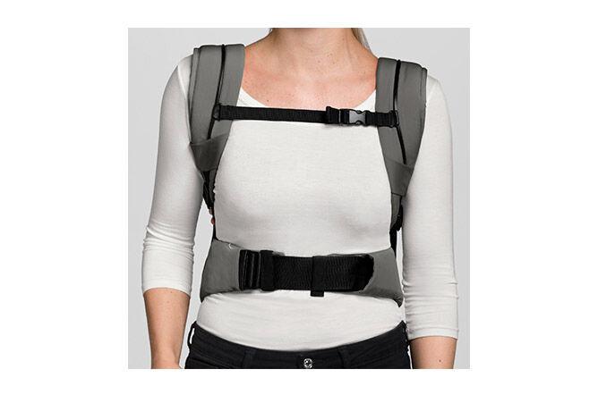 Soft padded waist belt