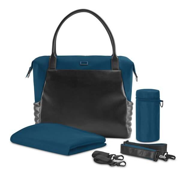 Priam Changing Bag - Mountain Blue
