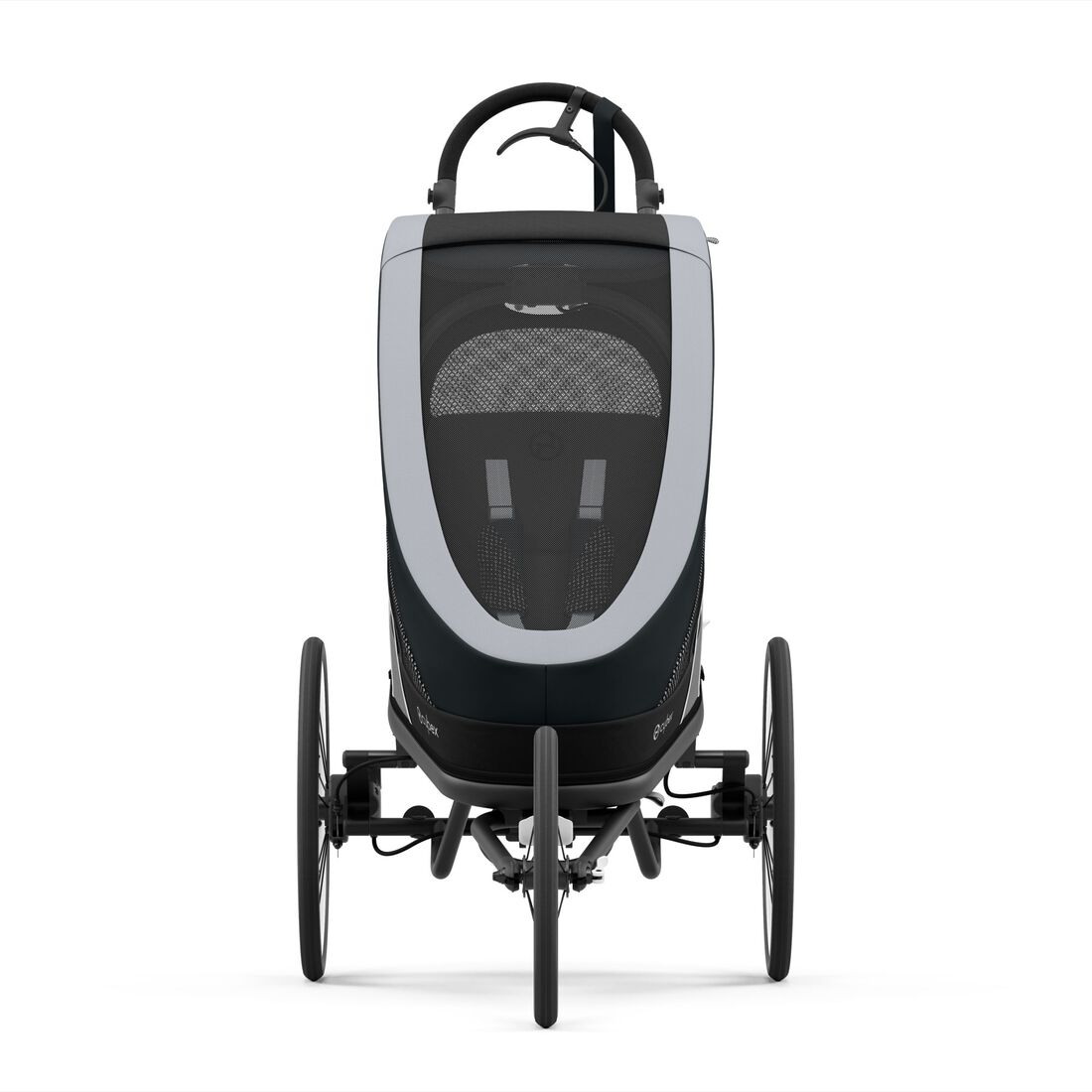 CYBEX Zeno Seat Pack - All Black in All Black large