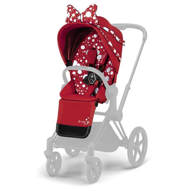 Priam Seat Pack - Petticoat Red