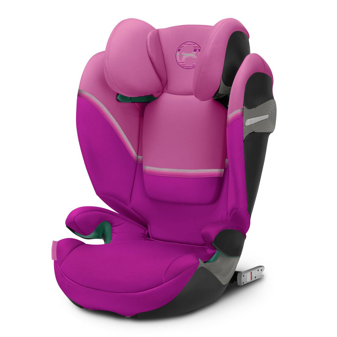 CYBEX Solution S i-Fix - Magnolia Pink in Magnolia Pink large image number 1