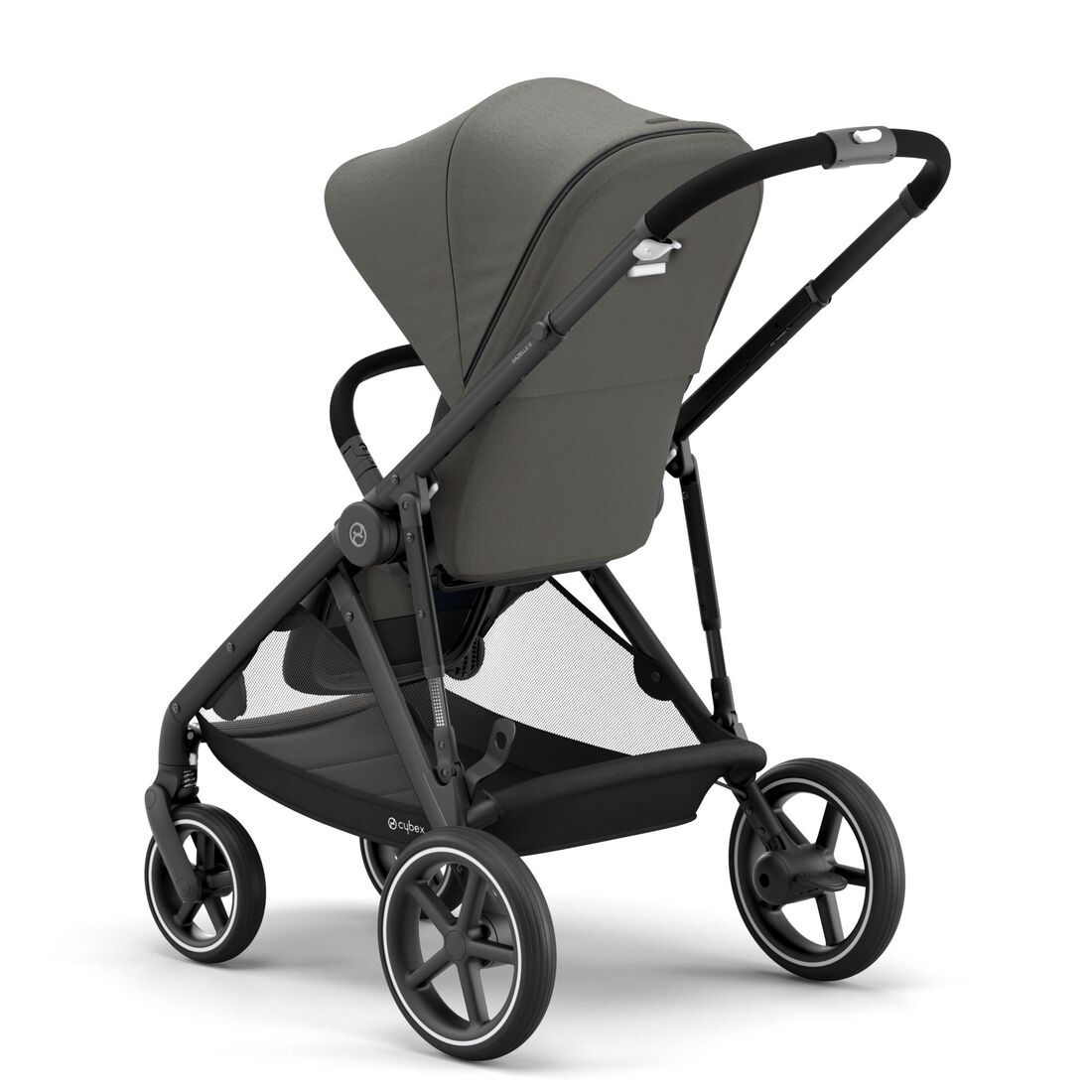 CYBEX Gazelle S - Soho Grey (Schwarzer Rahmen) in Soho Grey (Black Frame) large Bild 6