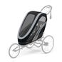CYBEX Zeno Seat Pack - All Black in All Black large image number 1 Small