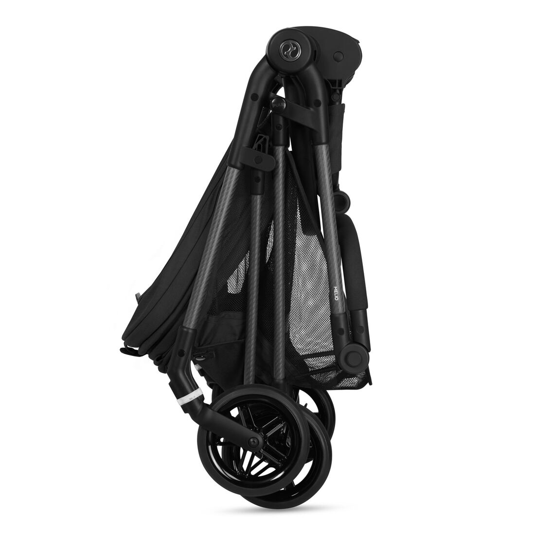 CYBEX Melio Carbon - Deep Black in Deep Black large Bild 5
