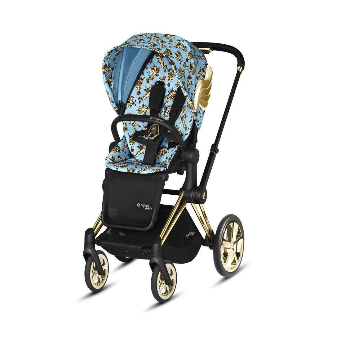 CYBEX Priam Jeremy Scott - Cherubs Blue in Cherubs Blue large Bild 1