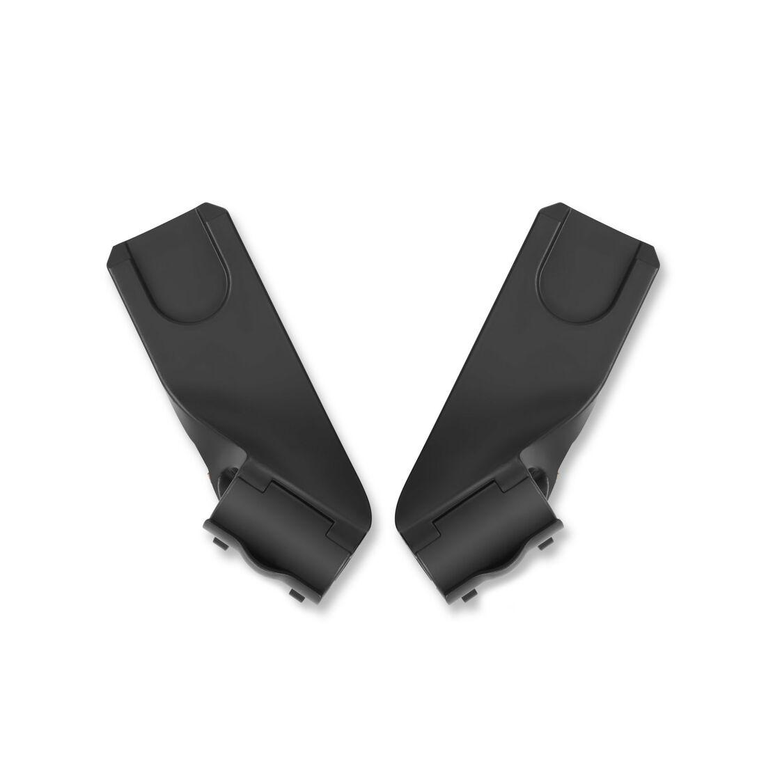 CYBEX Babyschalen Adapter Eezy S Line - Black in Black large Bild 1