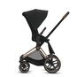 CYBEX Priam Sitzpaket - Deep Black in Deep Black large Bild 2 Klein