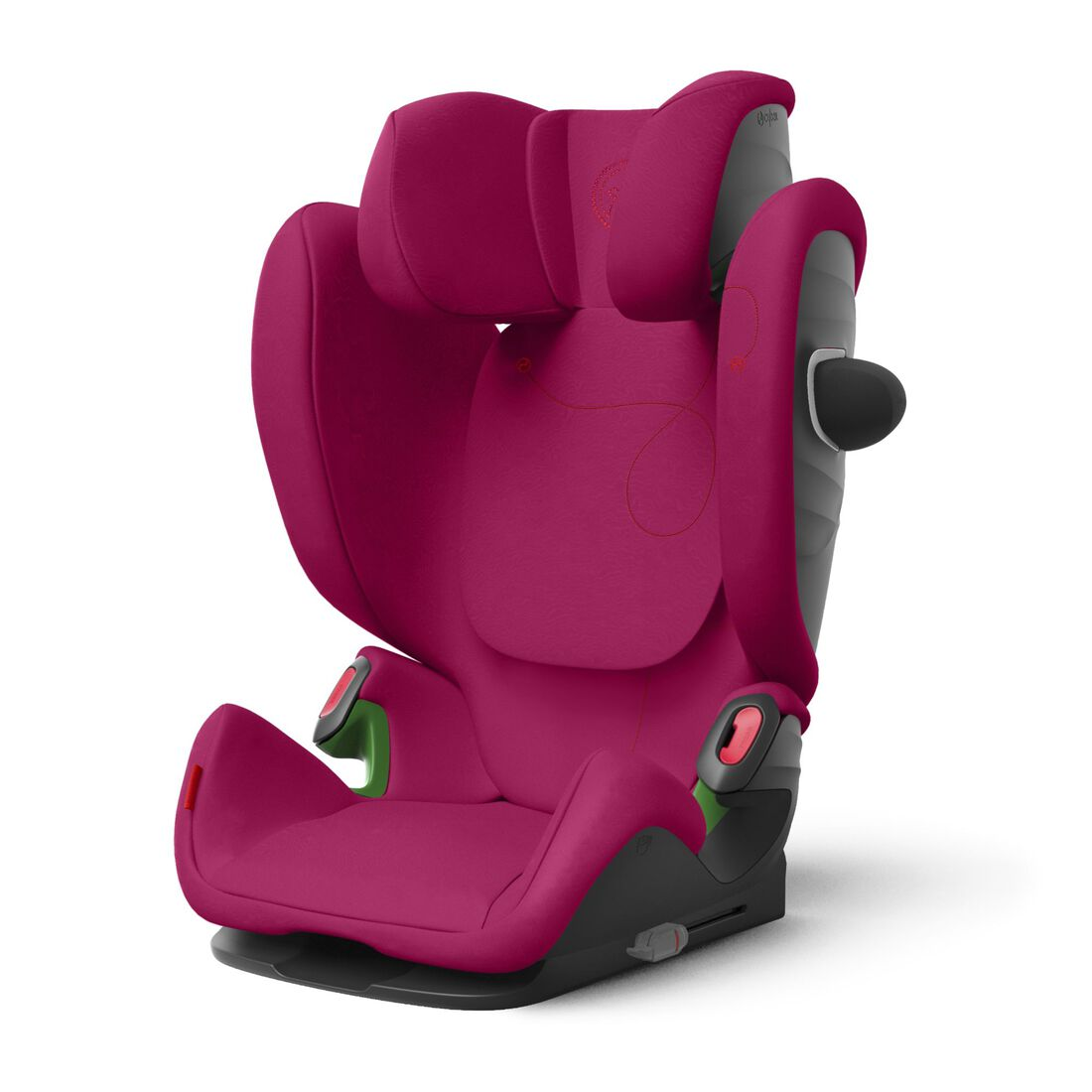 CYBEX Pallas G i-Size - Magnolia Pink in Magnolia Pink large image number 7