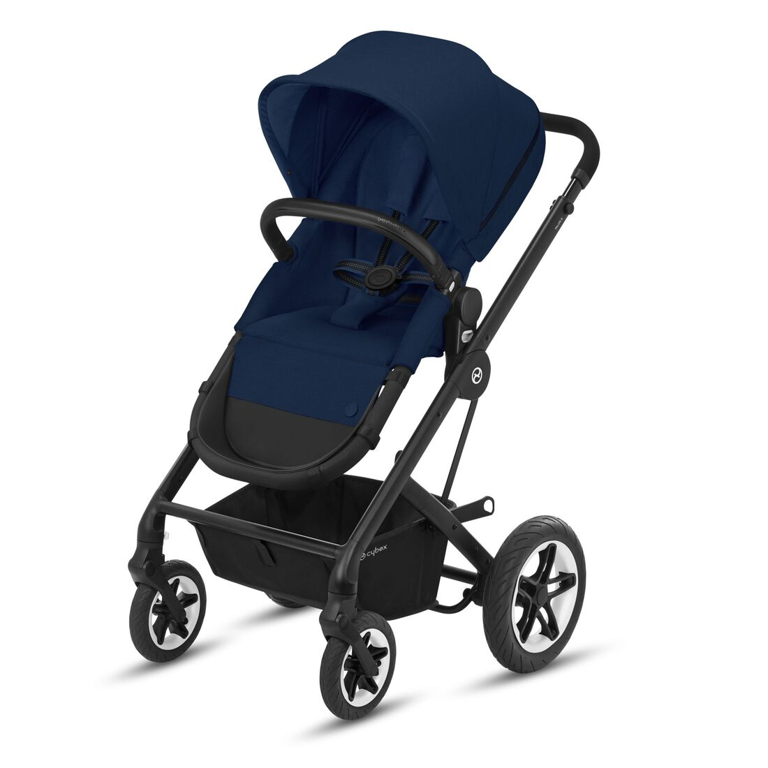 CYBEX Talos S 2-in-1 - Navy Blue in Navy Blue large Bild 1