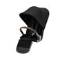 CYBEX Gazelle S Seat Unit - Deep Black (Taupe Frame) in Deep Black (Taupe Frame) large image number 1 Small