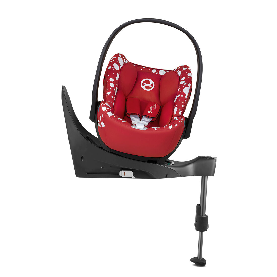 CYBEX Cloud Z i-Size - Petticoat Red in Petticoat Red large image number 5