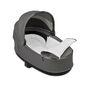 CYBEX Priam Lux Carry Cot - Soho Grey in Soho Grey large Bild 3 Klein