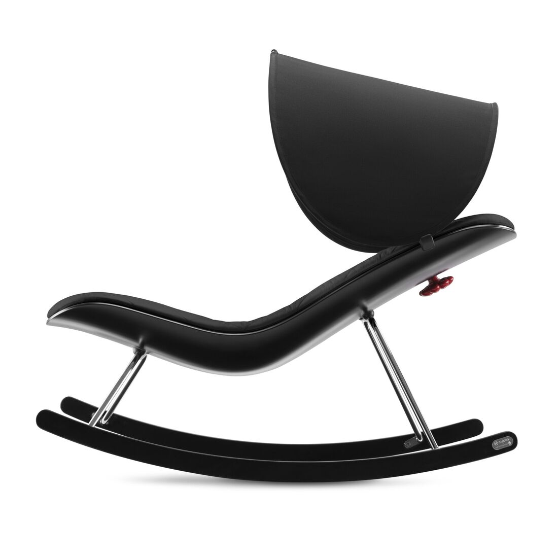 CYBEX Wanders Canopy - Black in Black large image number 2