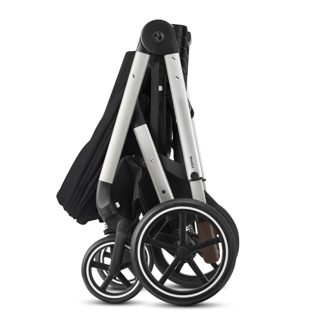 CYBEX Balios S Lux - Deep Black (Silver Frame) in Deep Black (Silver Frame) large image number 7