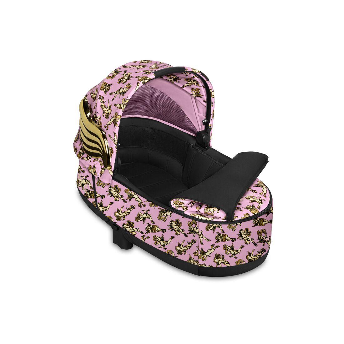CYBEX Priam Lux Carry Cot - Cherubs Pink in Cherubs Pink large Bild 2