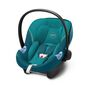 CYBEX Aton M i-Size - River Blue in River Blue large image number 1 Small