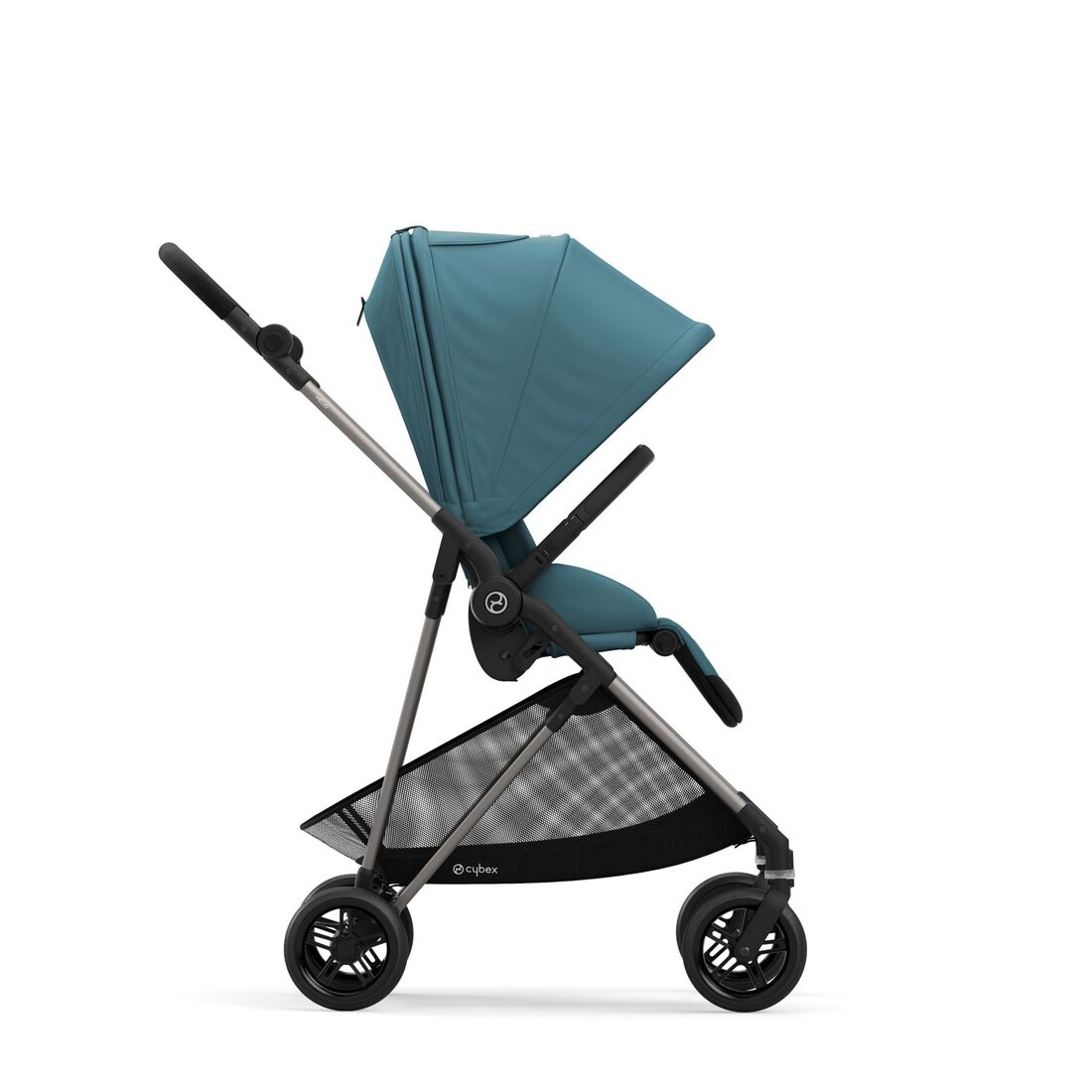 CYBEX Melio - River Blue in River Blue large image number 5