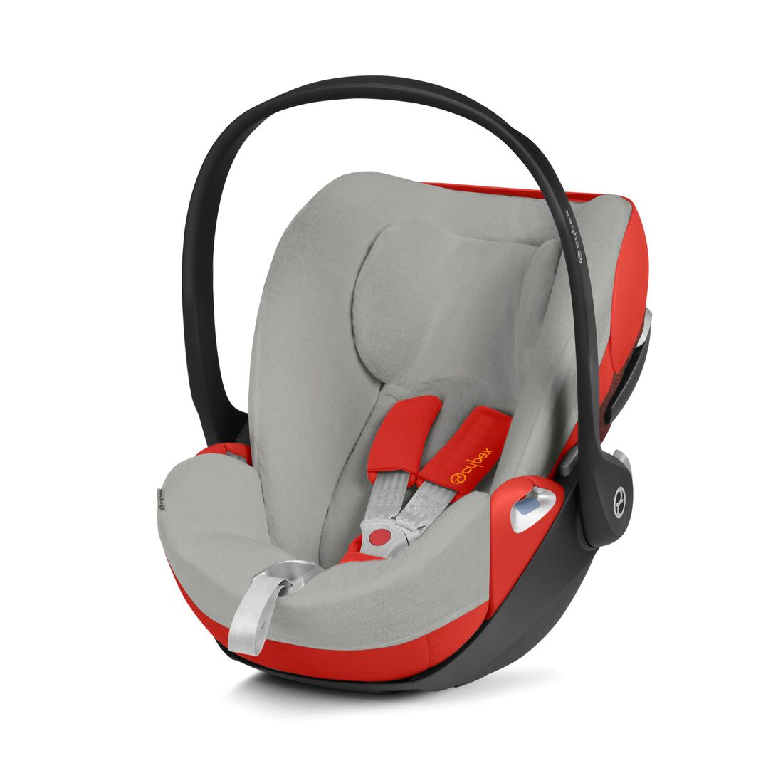 CYBEX Summer Cover Cloud Z i-Size - Grey in Grey large image number 1