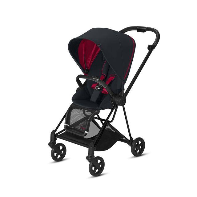Mios Seat Pack - Ferrari Victory Black