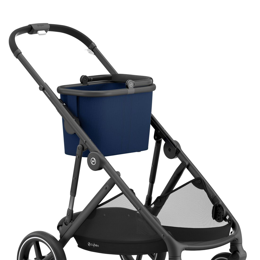 CYBEX Gazelle S - Navy Blue (Schwarzer Rahmen) in Navy Blue (Black Frame) large Bild 7