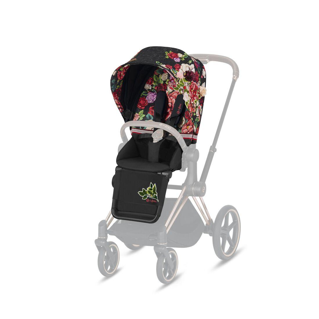 CYBEX Priam Seat Pack - Spring Blossom Dark in Spring Blossom Dark large image number 1