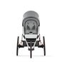 CYBEX Avi Seat Pack - Medal Grey in Medal Grey large image number 3 Small