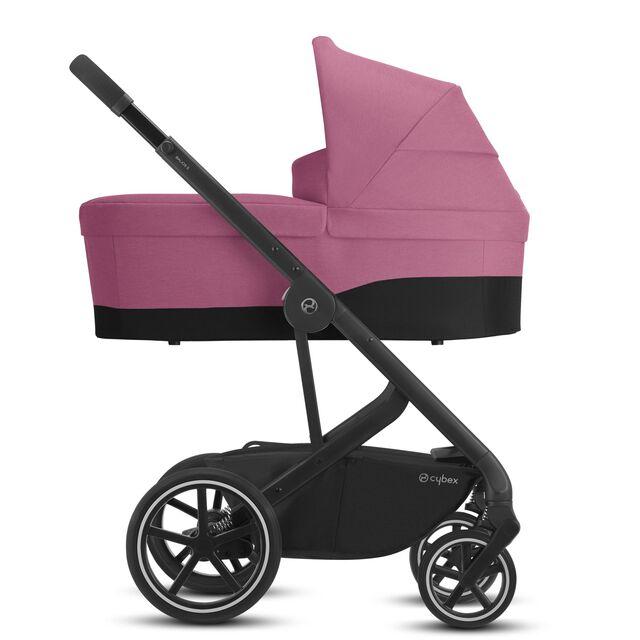 Balios S Lux - Magnolia Pink (Schwarzer Rahmen)