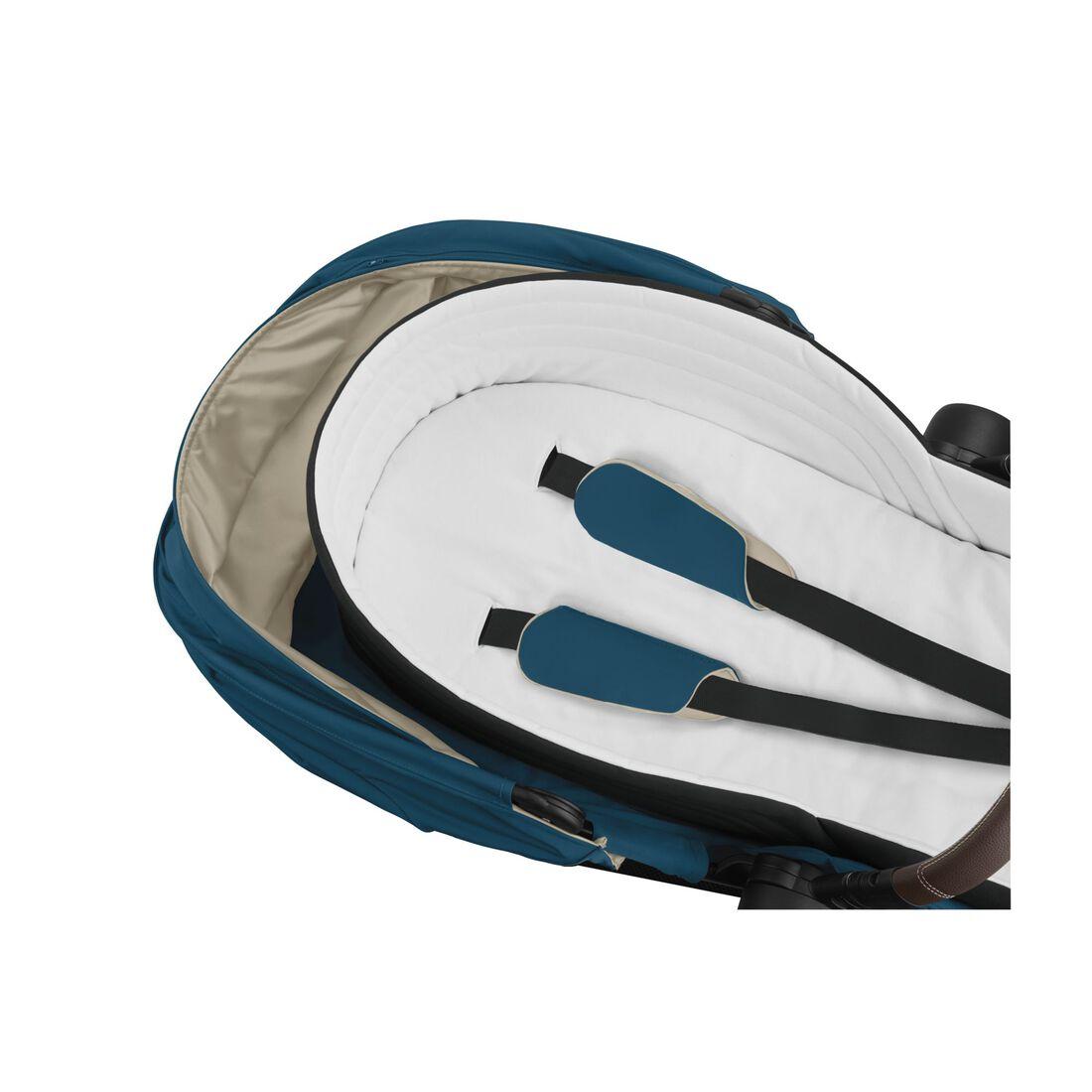 CYBEX Lite Cot - Mountain Blue in Mountain Blue large Bild 2