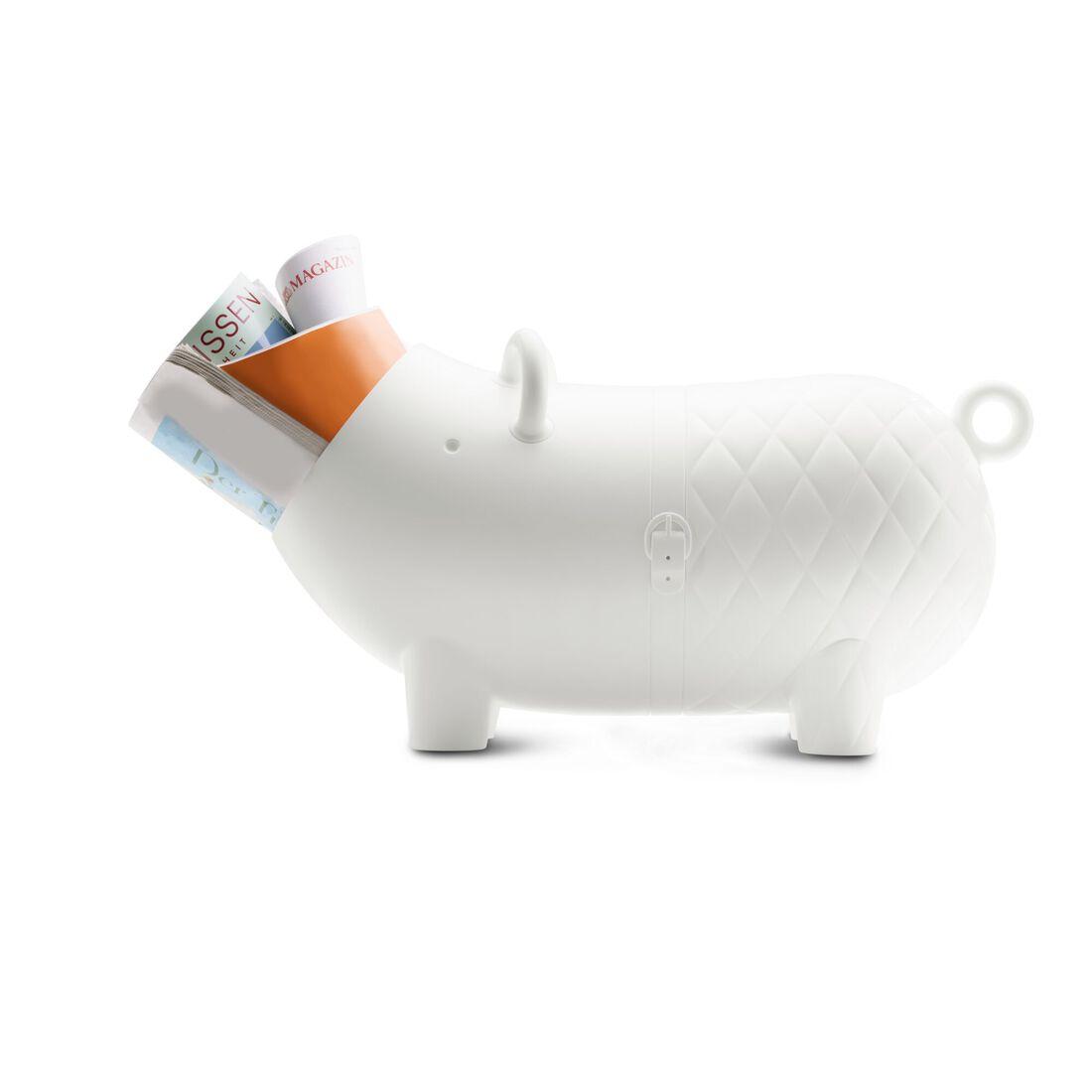CYBEX Hausschwein - White in White large Bild 2