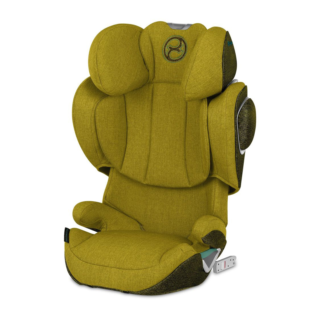 CYBEX Solution Z i-Fix - Mustard Yellow Plus in Mustard Yellow Plus large image number 1