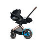 CYBEX e-Priam Frame - Rosegold in Rosegold large image number 4 Small
