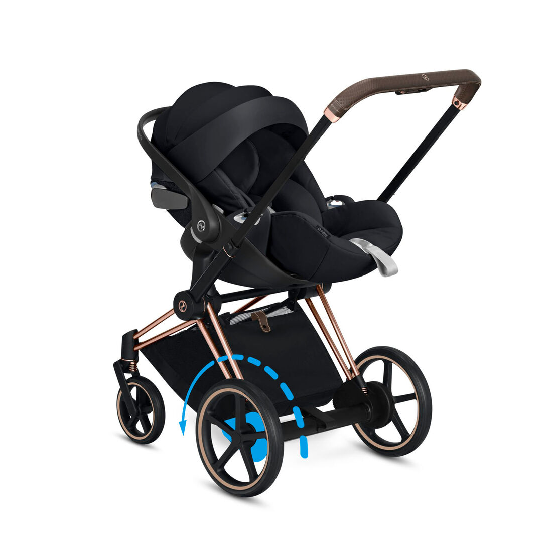 CYBEX Configure your e-Priam in  large image number 3