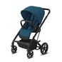 CYBEX Balios S Lux - River Blue (Black Frame) in River Blue (Black Frame) large image number 1 Small