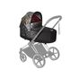 CYBEX Priam Lux Carry Cot - Rebellious in Rebellious large image number 4 Small
