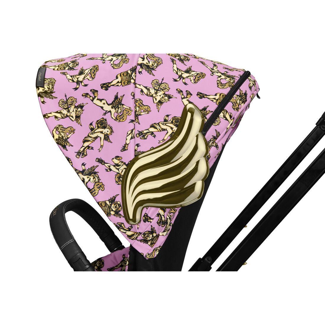 CYBEX Priam Jeremy Scott - Cherubs Pink in Cherubs Pink large image number 5