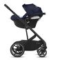 CYBEX Balios S Lux - Navy Blue (Black Frame) in Navy Blue (Black Frame) large image number 3 Small