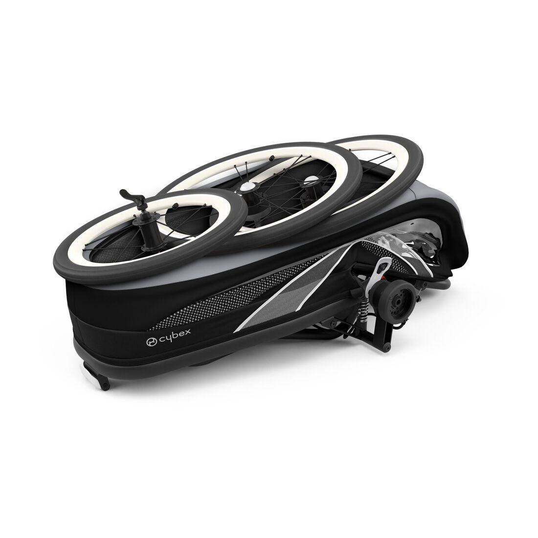 CYBEX Zeno Sitzpaket - All Black in All Black large Bild 6