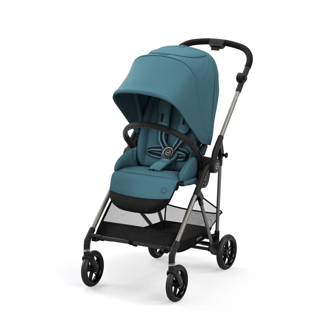 CYBEX Melio - River Blue in River Blue large image number 1