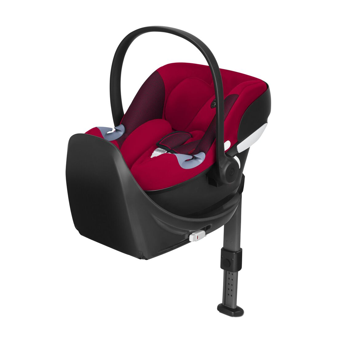 CYBEX Aton M i-Size - Ferrari Racing Red in Ferrari Racing Red large image number 4