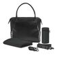 CYBEX Priam Changing Bag - Deep Black in Deep Black large image number 4 Small